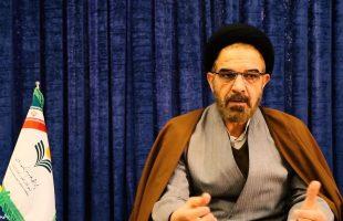 دیدار با اصحاب قلم- حجت الاسلام والمسلمین سیدعلی اکبر حسینی رادمندی
